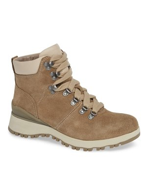 BIONICA dalton lace-up waterproof boot