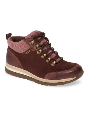 BIONICA tierra lace-up boot