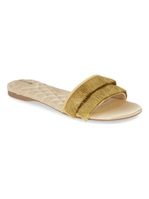 Birdies the sparrow slide sandal
