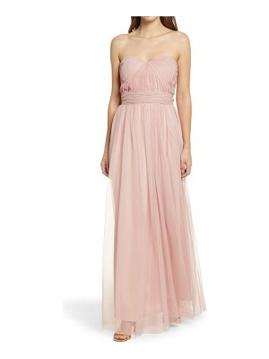 BIRDY GREY christina convertible tulle gown