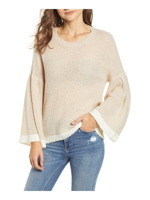 BISHOP AND YOUNG bishop + young bell sleeve sweater