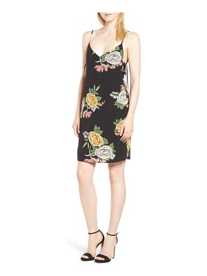 BISHOP AND YOUNG bishop + young enchanted garden lace-up dress