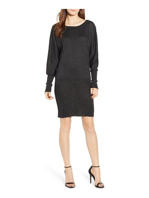 BISHOP AND YOUNG bishop + young starling sparkle sweater dress