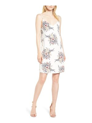 BISHOP AND YOUNG bishop + young summer of love lace-up dress