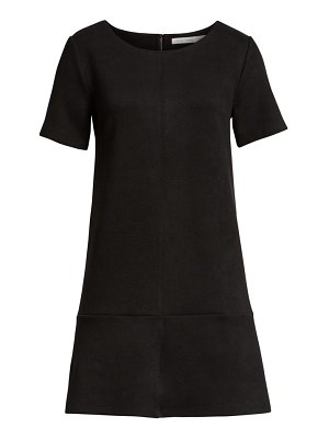 BISHOP AND YOUNG bishop & young super faux suede shift dress