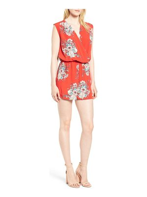 BISHOP AND YOUNG bishop + young wild heart romper