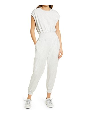Bishop + Young keep it cozy jumpsuit