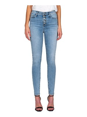 Black Orchid Christie Super High-Rise Skinny Jeans
