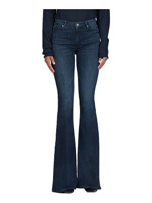 Black Orchid Grace Super Flare Jeans