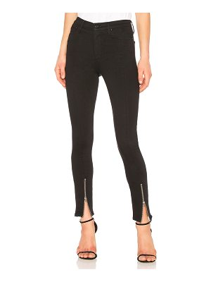 Black Orchid Nola Zip Seam Super Skinny