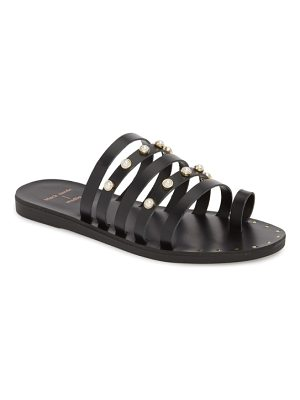 BLACK SUEDE STUDIO julie strappy sandal