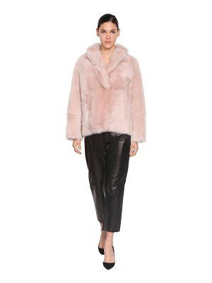 BLANCHA Shearling jacket