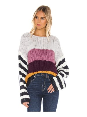 BLANK NYC on point sweater