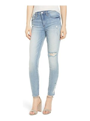 BLANK NYC the bond distressed skinny jeans