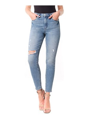 BLANK NYC the bond ripped skinny jeans