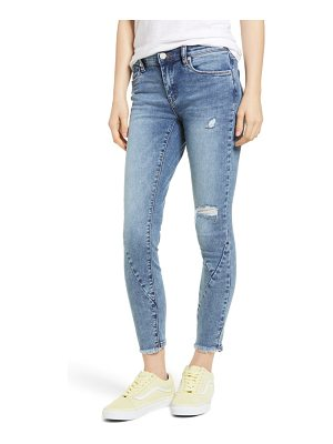BLANK NYC the reade seam detail skinny jeans