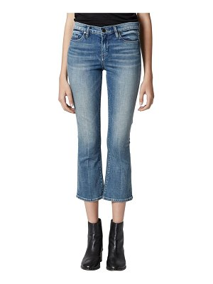 BLANK NYC the varick crop flare jeans