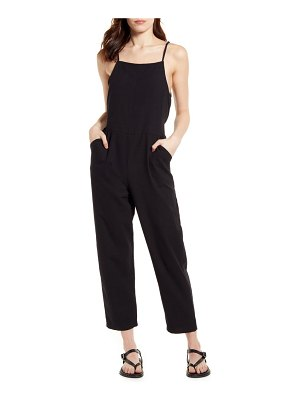 BLANK NYC wide leg jumpsuit