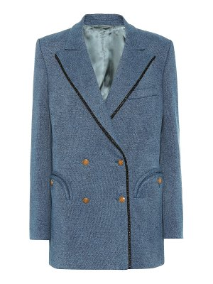 BLAZÉ MILANO Blunose Everyday denim blazer