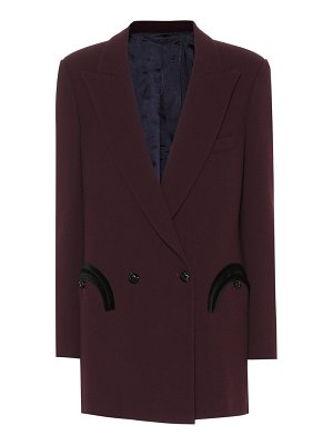 BLAZÉ MILANO Everyday wool crêpe blazer
