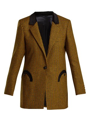 BLAZÉ MILANO Fair and Square double-breasted wool blazer