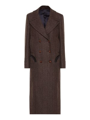 BLAZÉ MILANO lady anne wool coat