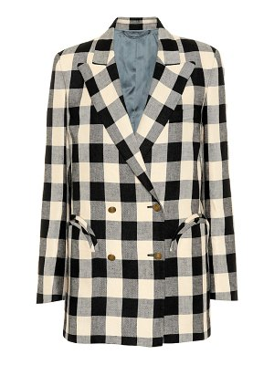 BLAZÉ MILANO Pequod double-breasted blazer