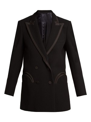 BLAZÉ MILANO Resolute double-breasted wool blazer