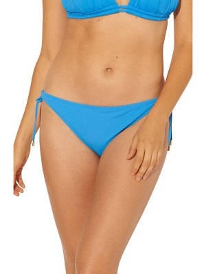 Bleu By Rod Beattie kore side tie hipster bikini bottoms
