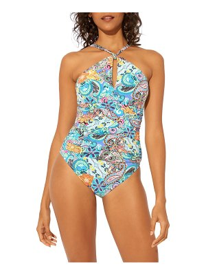 Bleu By Rod Beattie let loose one-piece swimsuit