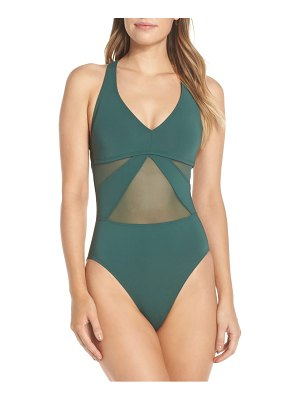 Bleu By Rod Beattie strappy back one-piece swimsuit