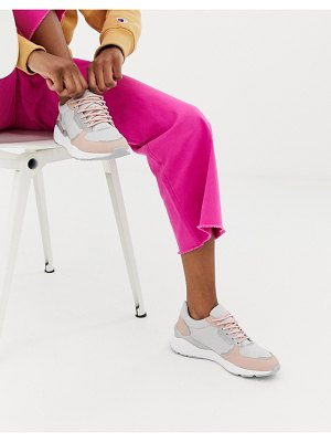 Blink runner lace up sneakers
