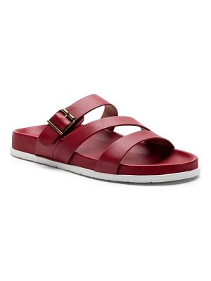 Blondo selma waterproof slide sandal