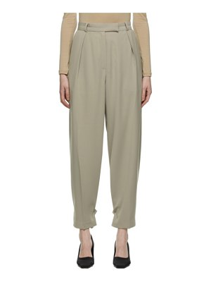 Blossom el tuck trousers