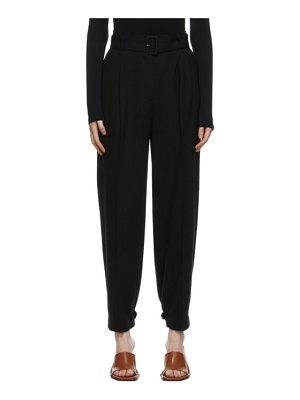Blossom lux belted trousers