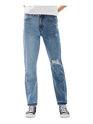 Blue Revival Piper On The Railroad Straight Jeans