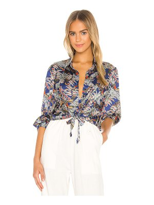 BOAMAR hidden treasure danielle shirt