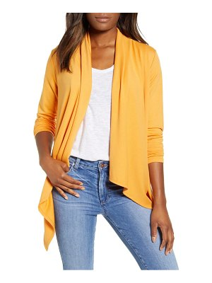 Bobeau waterfall cardigan