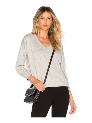 bobi cashmere v neck sweater