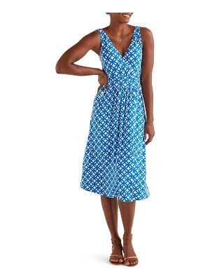 BODEN effie jersey dress