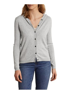 BODEN elodie relaxed hooded sweater