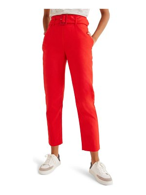 BODEN holkham linen & cotton pants