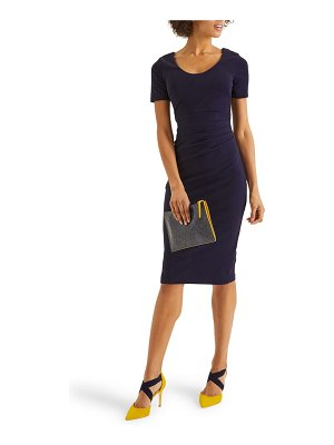 BODEN honor ponte sheath dress