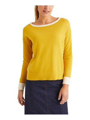 BODEN lucille sweater
