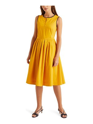 BODEN maddie fit & flare dress
