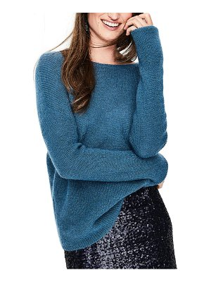 BODEN sasha ribbed sweater