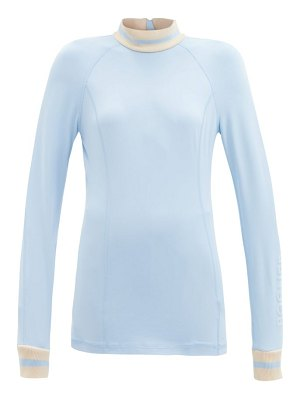 Bogner madeleine stretch-jersey base-layer top