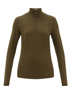 Bogner madita half-zip thermal top