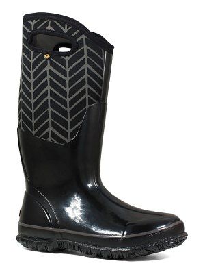Bogs classic tall badge waterproof snow boot