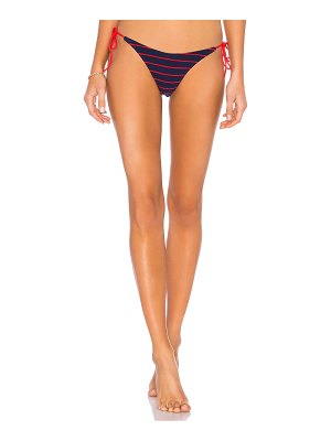 Bond Eye Ginger Tie Side Terry Brief Bikini Bottom
